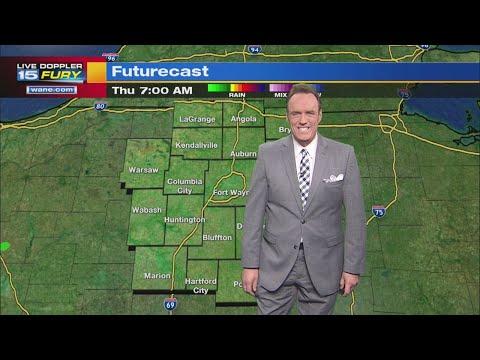 Thursday Morning Forecast
