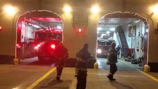 Fdny Engine 95 And Ladder 36 Respond To Box 1788