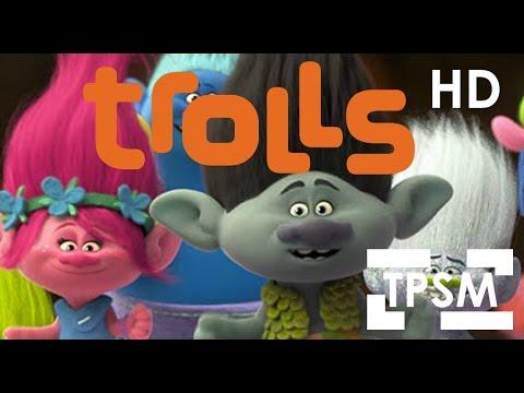 DreamWorks Animation's ''Trolls Music Video