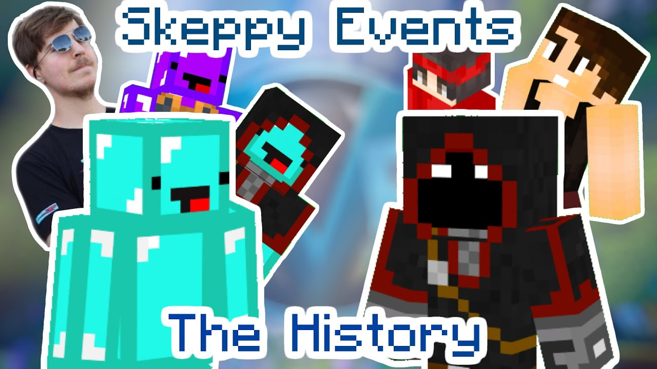 History of Skeppy $1000 Events (ft. Wifies)