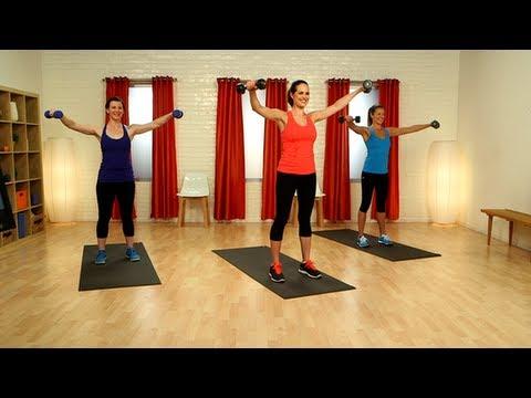 Upper Body Workout | 10-Minute Workout | Class FitSugar