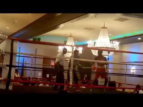 Rolando Romero (Las Vegas, NV) vs. Elijah Pierce (Oklahoma City, OK)
