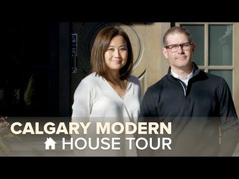Tour a Classic Calgary Home | House Tours