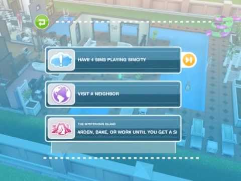 The Sims Freeplay How Get A Resource Unlock Mystery Island Step By Step