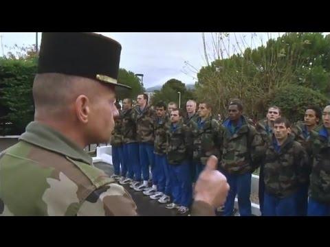 French Foreign Legion FIGHTING & TRAINING [English sub documentary]
