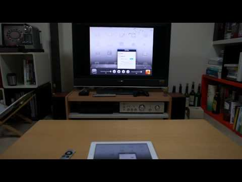 AirPlay Mirroring for iPad2