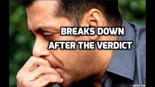 Black Buck Poaching Case: Salman Khan BREAKS DOWN IN TEARS after verdict