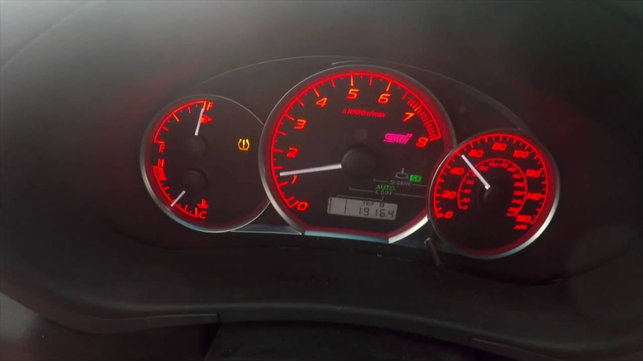 2010 STi 0-60 500WHP EWG E85 Pulls