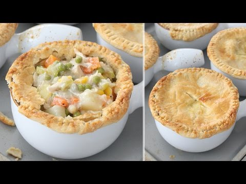 Simple Chicken Pot Pie Recipe