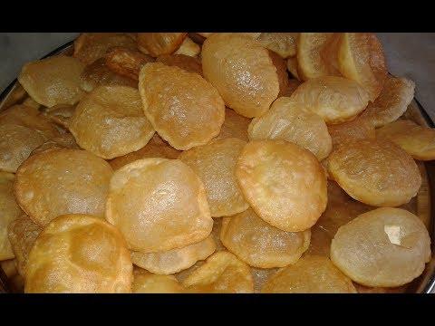 Golgappe || Sujji aur maida k golgappe || panipuri || 50 piece puchka recipe