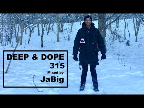Chill Deep House Music Mix by JaBig - DEEP & DOPE 315 Playlist (Studying, Dancing, Lounge)