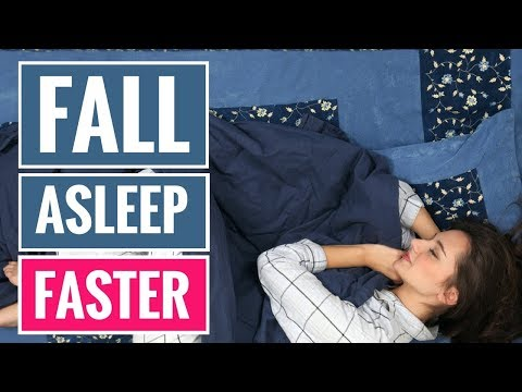 6 Easy Ways to Fall Asleep Faster