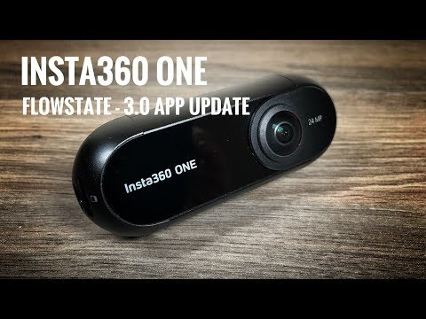 Insta360 One FlowState Stabilization Update