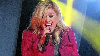 Download TIMES KELLY CLARKSON SURPRISED HERSELF BY HER VOCAL ABILITY! (VOCAL QUEEN!)