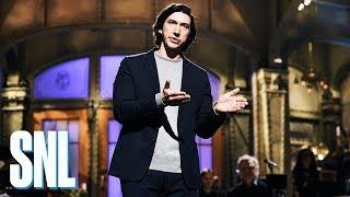 Download Adam Driver End of Summer Monologue - SNL Video
