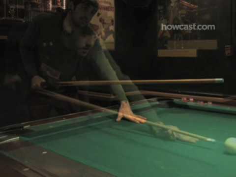 How to Break a Rack in Pool