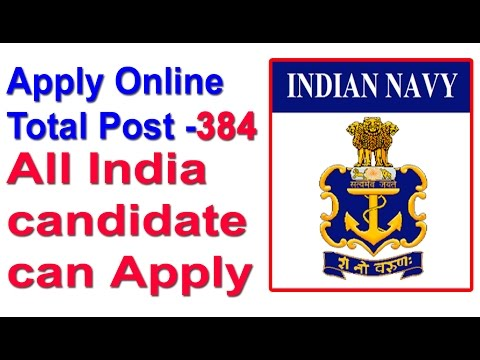 Join Indian Navy Apply Now Online | Government Job Alert