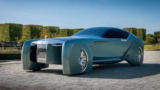 Top 7 Autos Más Increíbles Del FUTURO