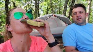 Appalachian Trail 2017 - Unicoi Gap To Tray Mt Shelter
