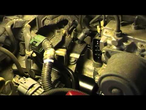 2002 Honda Odyssey ATF and Filter Replacement