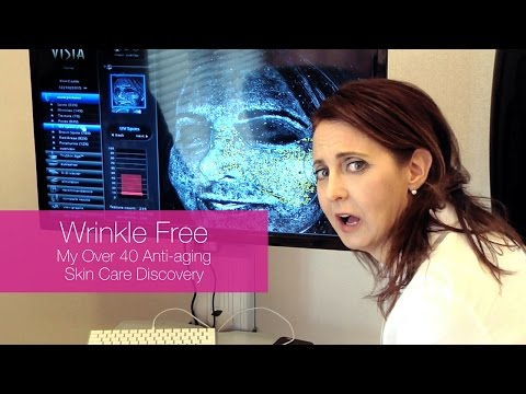 Wrinkle Free: My Over 40 Anti-aging Skin Care Discovery -  kimTV