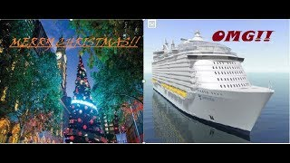 WHAT A GIANT SHIP!!! Wonderful Moments at Christmas| .. Australia,s Sydney|| Technical World||