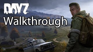 DayZ Xbox One Walkthrough Part 1: Starting Out Fresh (Xbox Game Pass Guide)