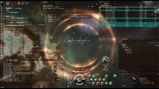 EVE Scorp Navy and Hype VS t3d fleet