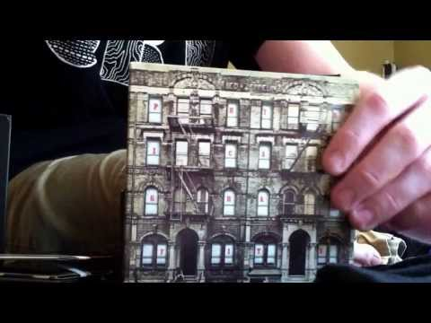 Led Zeppelin Box Set Unboxing/Review