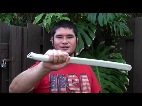 PVC Pipe Short Practice/Prop Sword