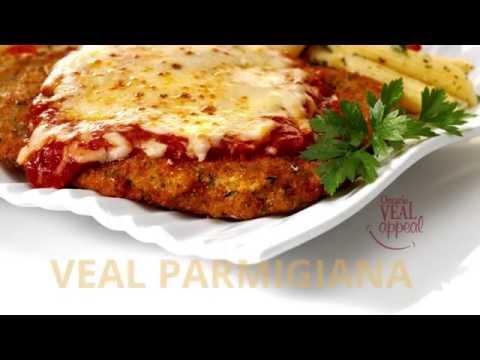 Ontario Veal Parmigiana