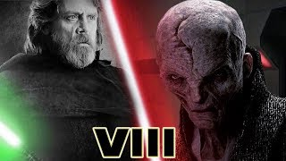 Snoke Confirmed MORE Powerful than Darth Vader and Palpatine - Star Wars The Last Jedi Explained