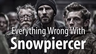 Everything Wrong With Snowpiercer In 14 Minutes Or Less