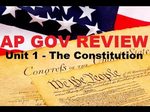 AP Gov Review: Federalism, Devolution, Grants, Unfunded Mandates - Chapter 3, Part 3