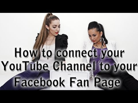 How to Connect Your YouTube Channel to Your Facebook Fan Page (UPDATED!!!)