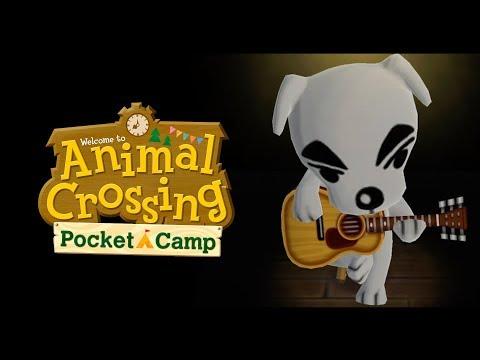 K.K. Slider Song   Animal Crossing: Pocket Camp Music