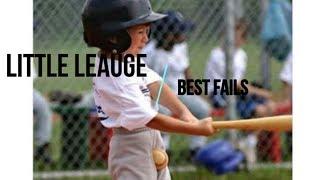 LITTLE LEAGUE FAILS  ᴴᴰ