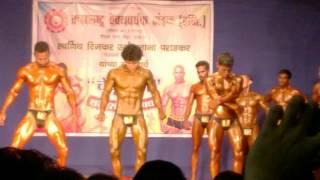 Rahul Molik Mira Bhayandar body building competition