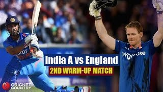 India A vs England 2nd warmup match full highlights | India A beats England