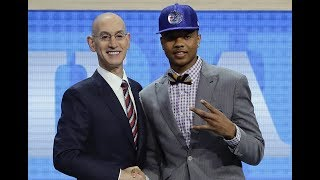 Bryan Colangelo explains why Sixers drafted Markelle Fultz
