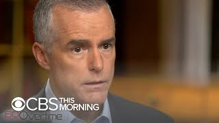 McCabe says Rosenstein wanted Comey