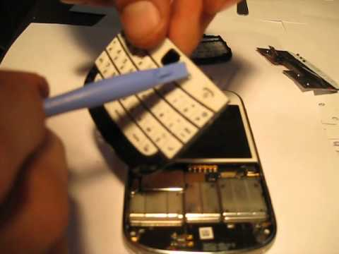 Blackberry Bold 9900 keyboard repair and issues 2/3