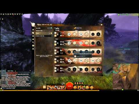 Guild Wars 2 Might Stacking Warrior Build