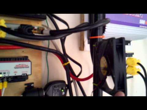 DIY - Home Solar Hybrid - Standalone - Grid Tie - Done!!