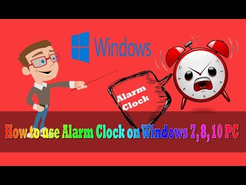 How to use Powerfull Smart Alarm Clock on Windows 7, 8, 10 PC In Hindi