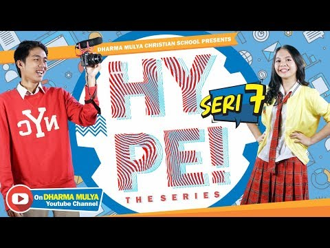 HYPE! The Series 7: Teatrikal Puisi (Serial web SMA)
