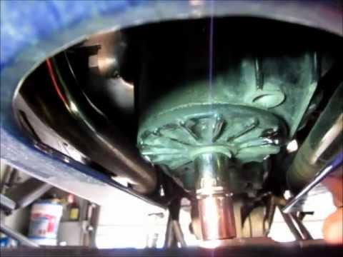 1988-2007 Kawasaki Ninja Oil change