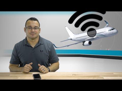 Top Five Inflight WiFi Tips