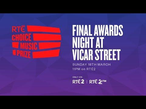 RTÉ Choice Music Prize 2018 | LIVE EVENT