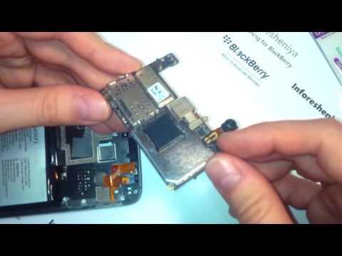 BlackBerry DTEK60 Disassembly and Take Apart